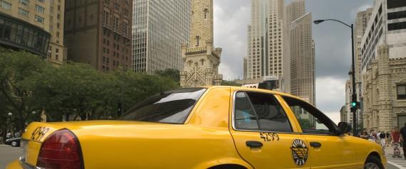 CHICAGO CAB