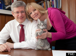 Laureen Harper Heckled At Cat Fest