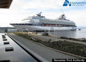 NANAIMO CRUISE SHIP TERMINAL