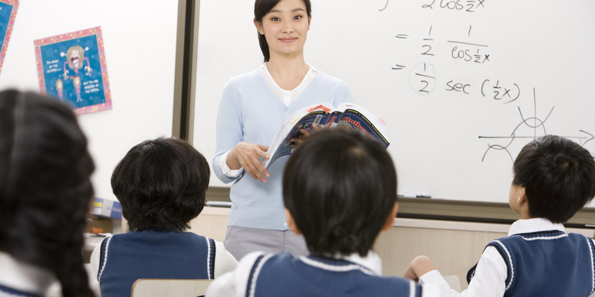 maths teacher chinese teachers china shanghai english math teaching class british numeracy international subjects