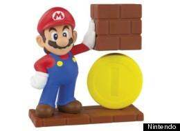 PICS: Nintendo Takes Mario Bros To McDonalds