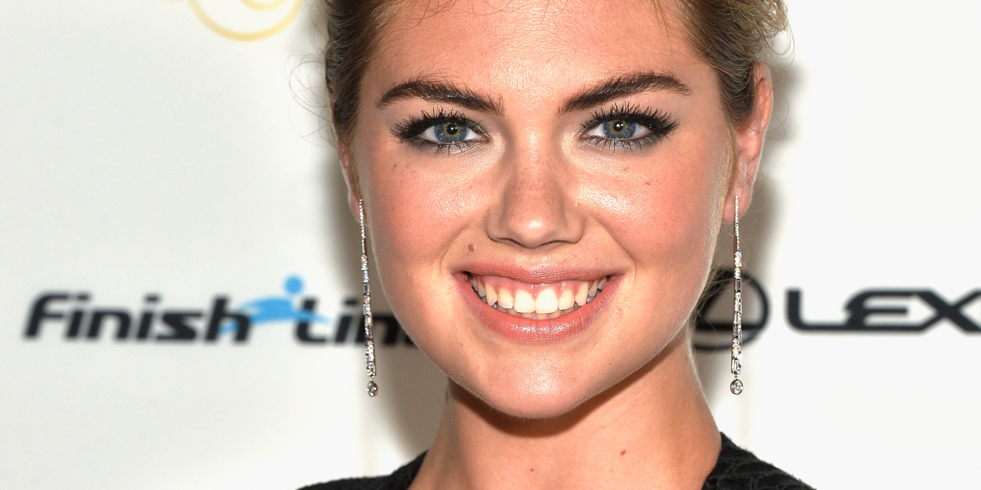 Kate Upton: Karlie Kloss and Kate Upton rocked LBDs for the People ...