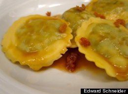 Why Kale Ravioli Is Elegant, Not Faddish