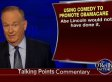 Bill O'Reilly Knocks Obama's Comedic Move, But Lincoln's Humor Also Drew Criticism