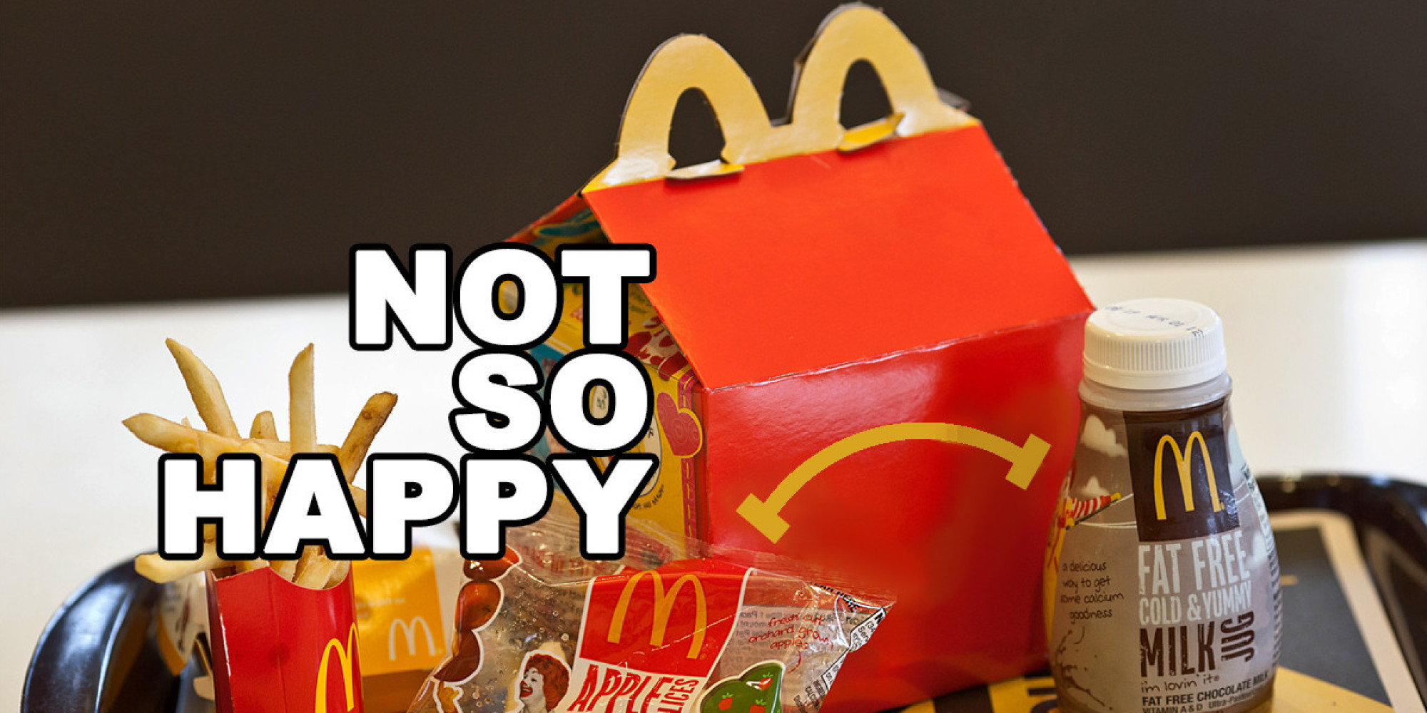 11 Unsettling Facts You Should Know About McDonald39;s Happy Meals