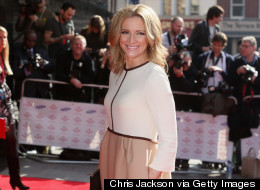 Gabby Logan Unsure Of 'Splash!' Future