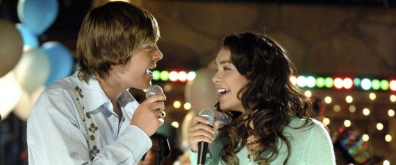 HIGH SCHOOL MUSICAL SONG RANKING