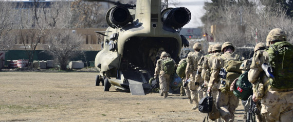 CANADIAN MILITARY AFGHANISTAN