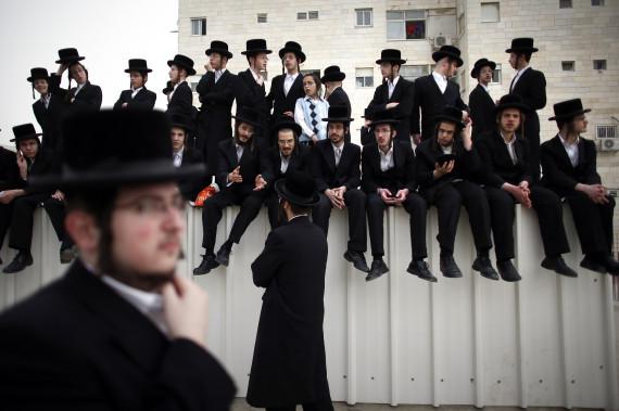 ultra orthodox jews