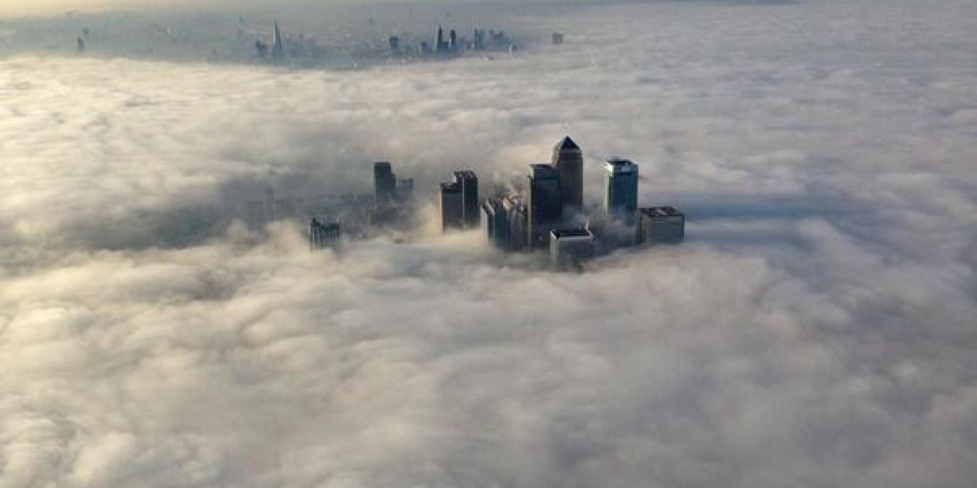 UK Weather: Fog Leads To Flight Delays At Heathrow, London ...