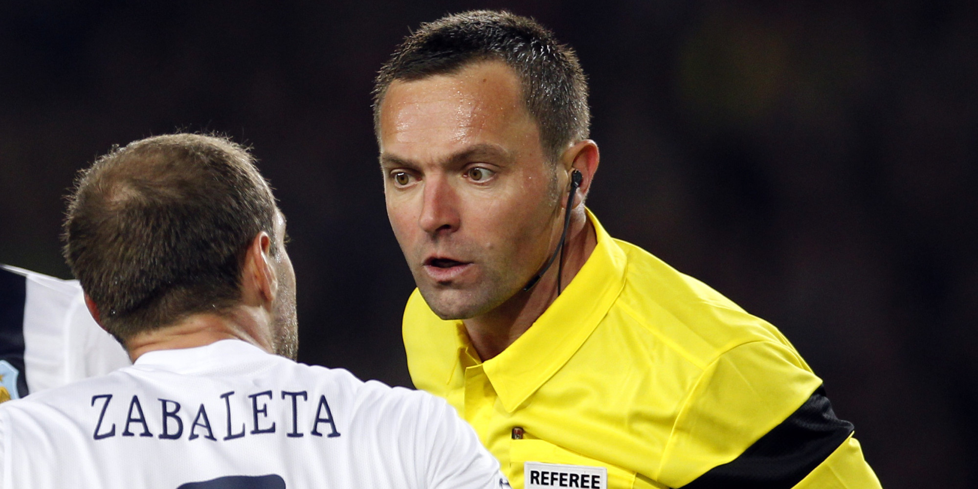 Les arbitres de SCO - FCGB en Coupe de France