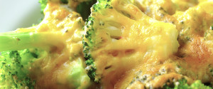 Broccolli With Cheese