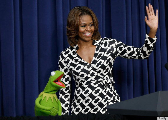 michelle and kermit