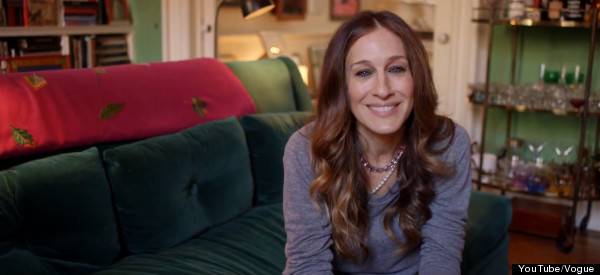 WATCH: Inside Sarah Jessica Parker's New York Home