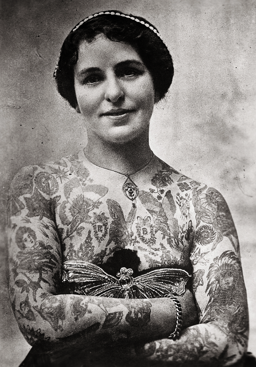 tattoo history According to a nielsen poll, one in five americans has a tattoo, and nearly 90 percent of those who do never regret getting inked up of course, it hasn't always been this way tattoos were once taboo in the west, even though body art is an ancient practice elsewhere a new book, 100 years of.