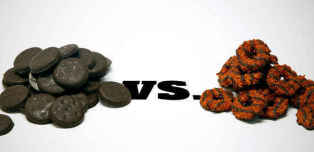Thin Mint vs. Samoa Battle