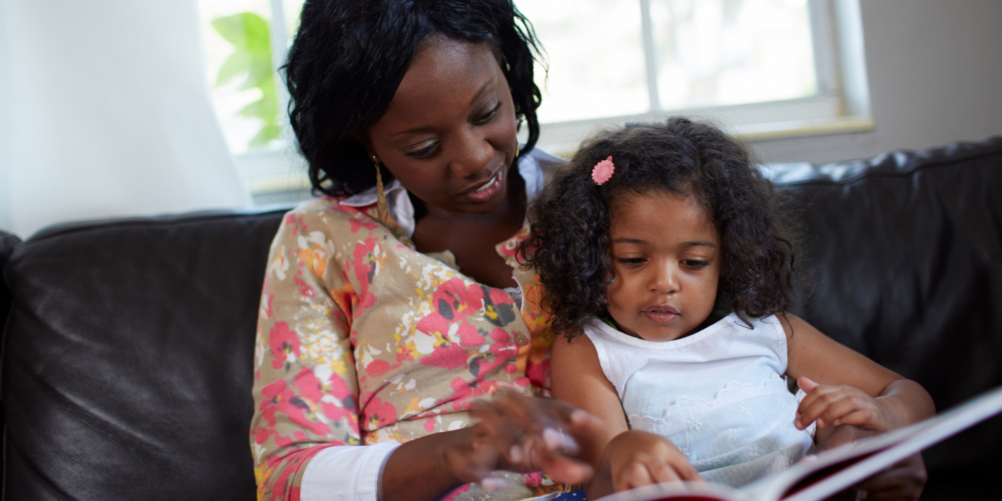routines parent reading child children study huffpost emotionally advanced socially