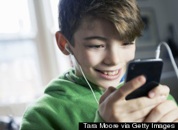 Mind Your Mobile Manners: Your Kids Are Watching