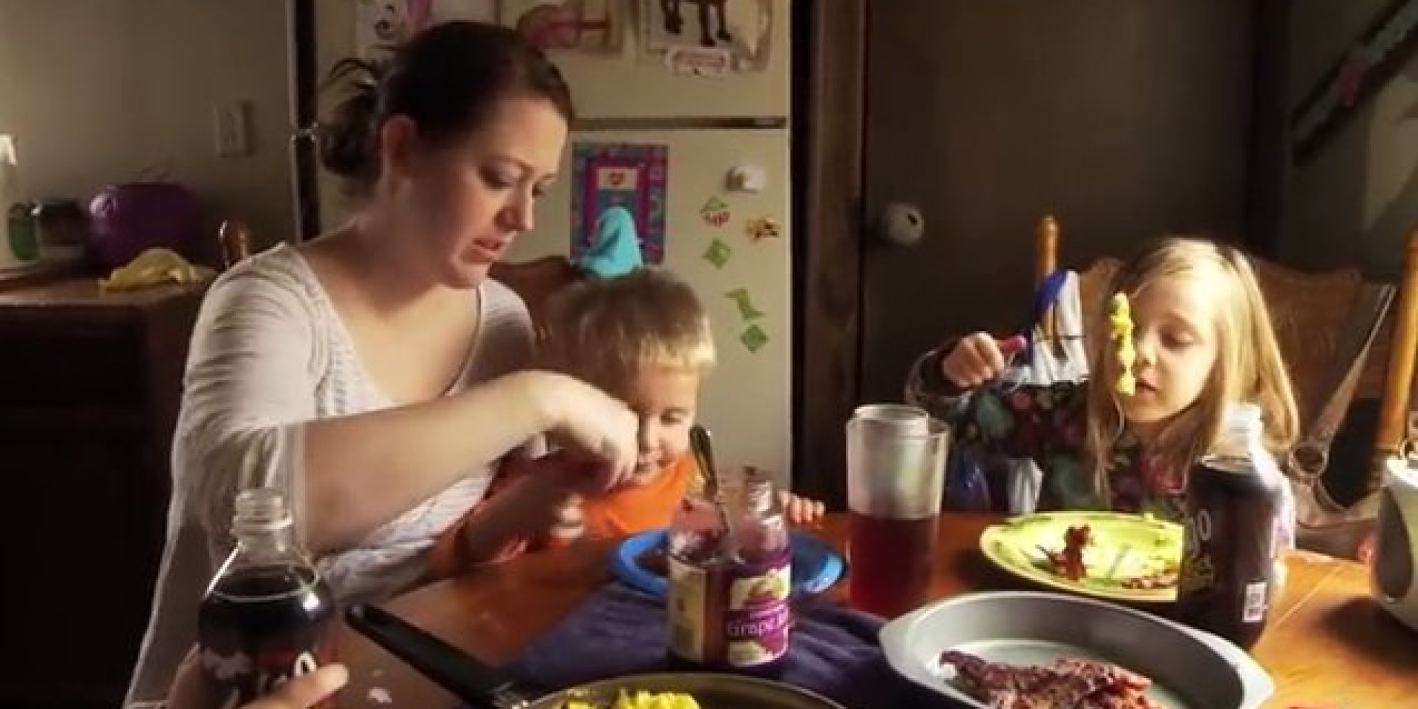 'Paycheck To Paycheck' HBO Doc Shows Us What It's Like To Be A Single Mom In America | HuffPost