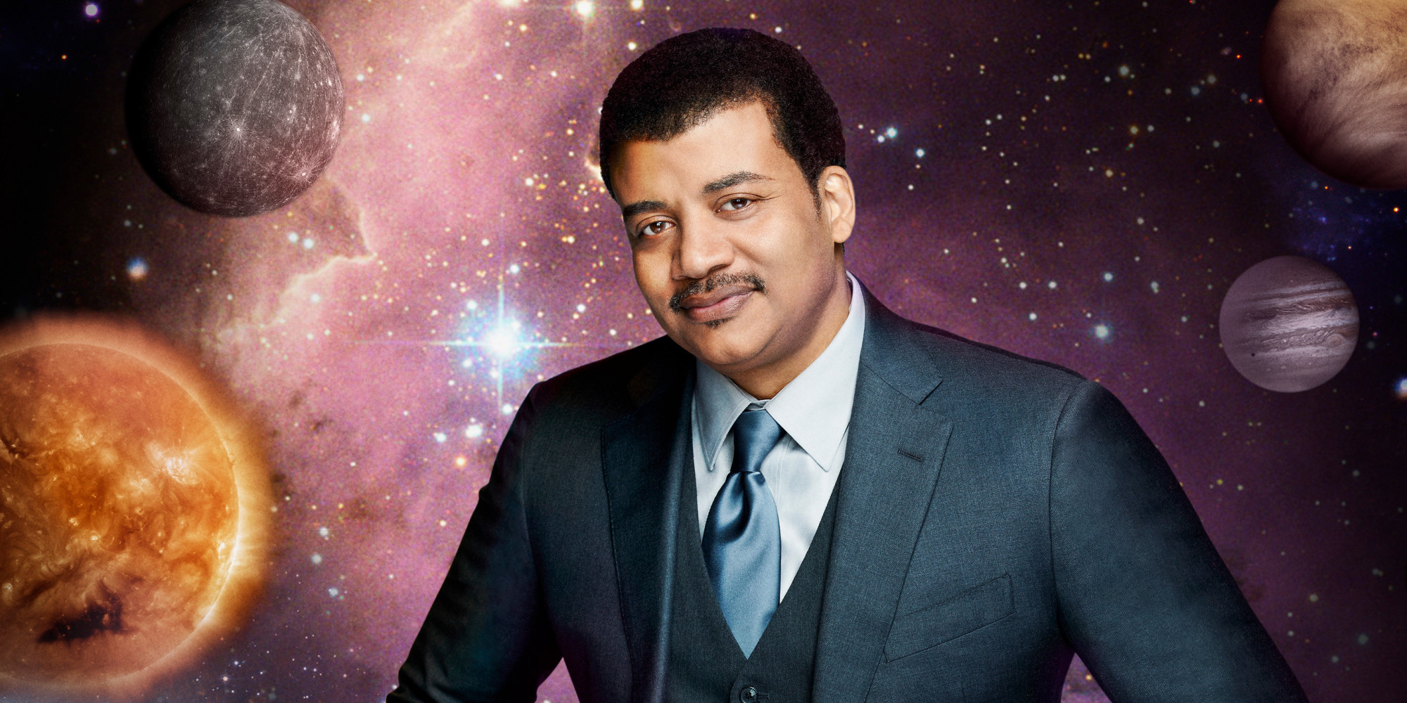 Neil Degrasse Tyson (Huffinton Post)