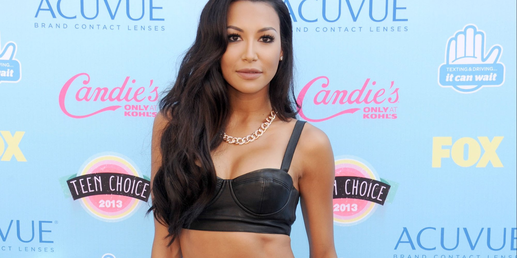 Naya Rivera Shares Sexy Throwback Selfie | HuffPost