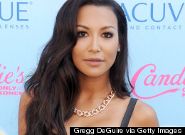 Naya Rivera And Leather Go Very, Very Well Together