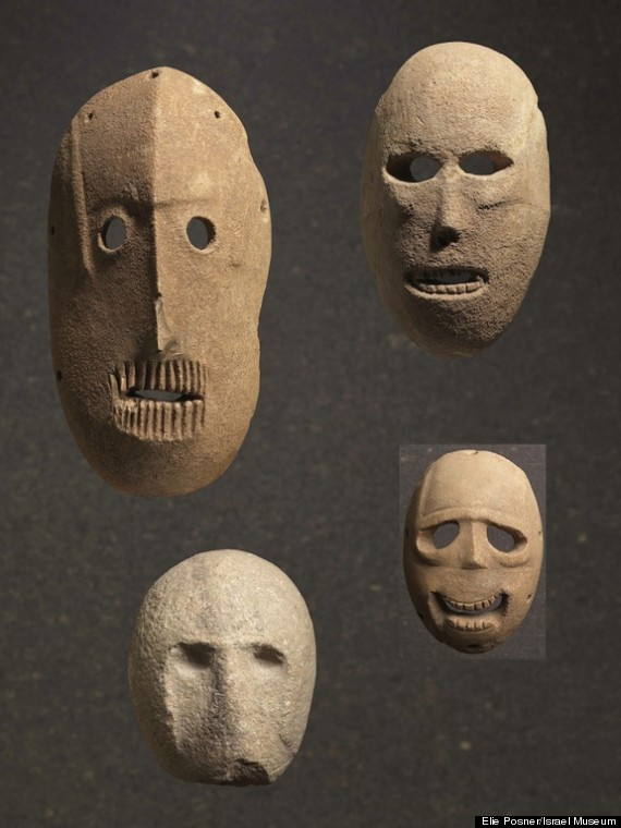 worlds oldest masks