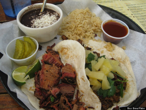 50 cities known for a specific food huffpost for American cuisine austin