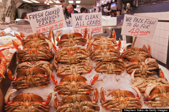 seattle dungeness crab