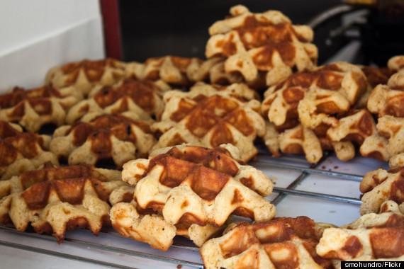 waffle bruges