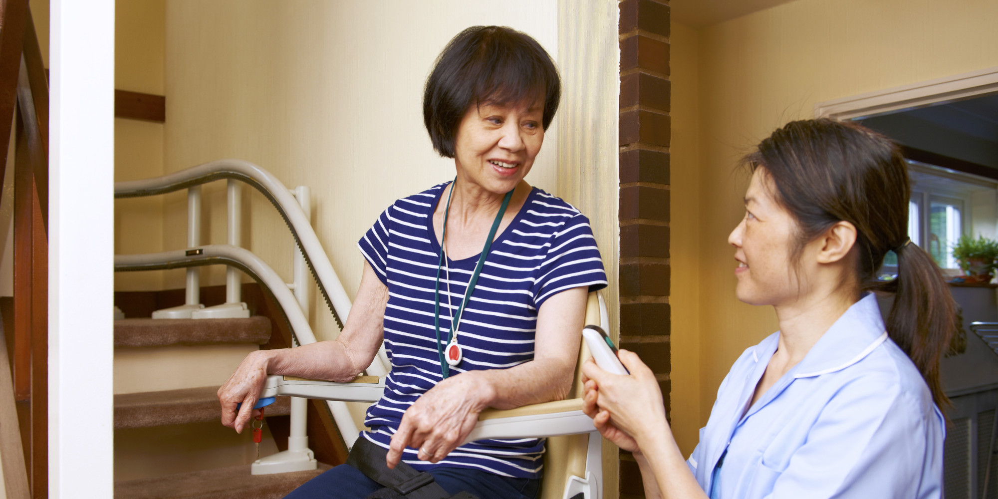The challenges for a care worker