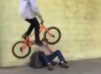 BMX Bikers Caught Doing Tricks Using Homeless People As Props, Offer Weak Apology