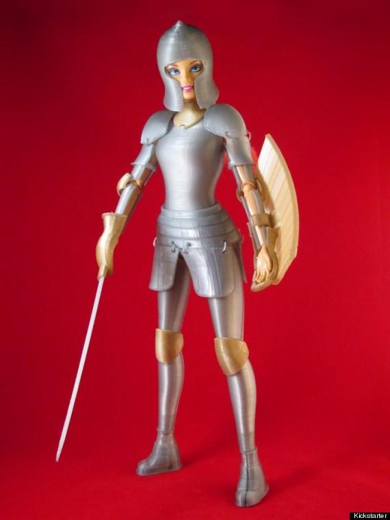 barbie knight