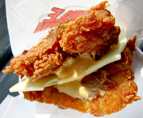 KFC DOUBLE DOWN For The Win? Sandwich's Run Extended With 10 ...
