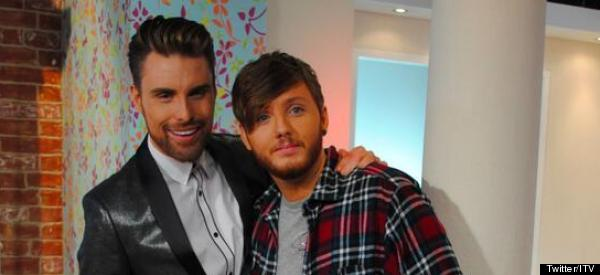 James Arthur Out-Oranges Rylan Clark