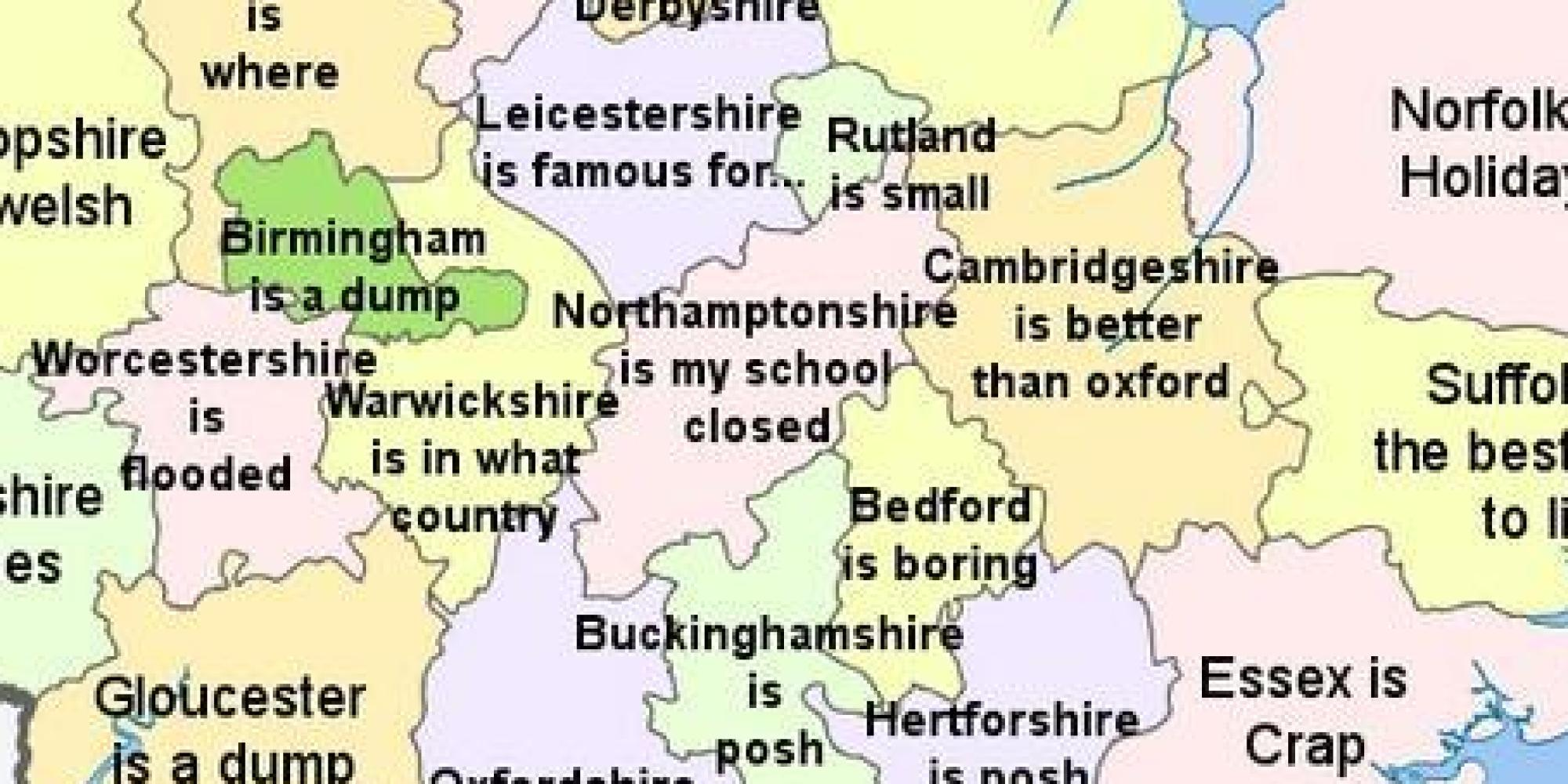 Google Maps Uk Counties Afp Cv