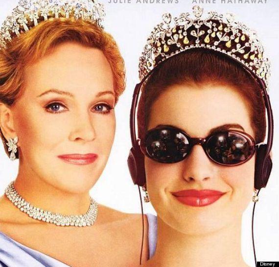 princess diaries poster