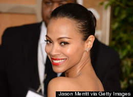 Zoe Saldana Finally Discusses Her Secret Wedding