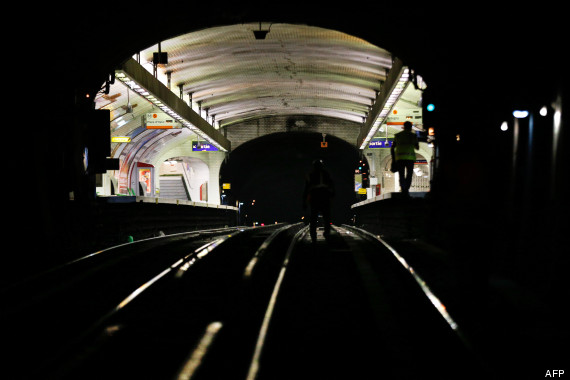 metro pollution