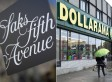 Growing Wage Gap Makes Dollarama, Luxury Stores Winners
