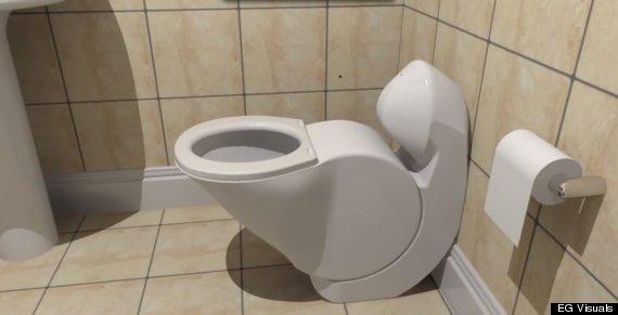 water toilet