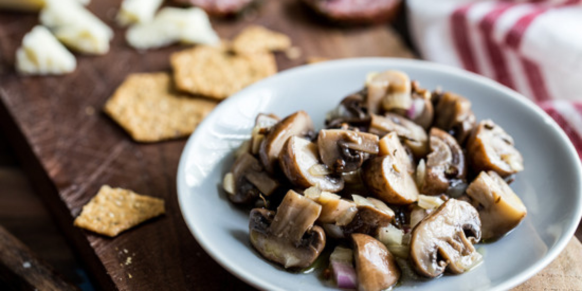 portobello mushrooms stir fried marinated tofu and mushrooms simple ...