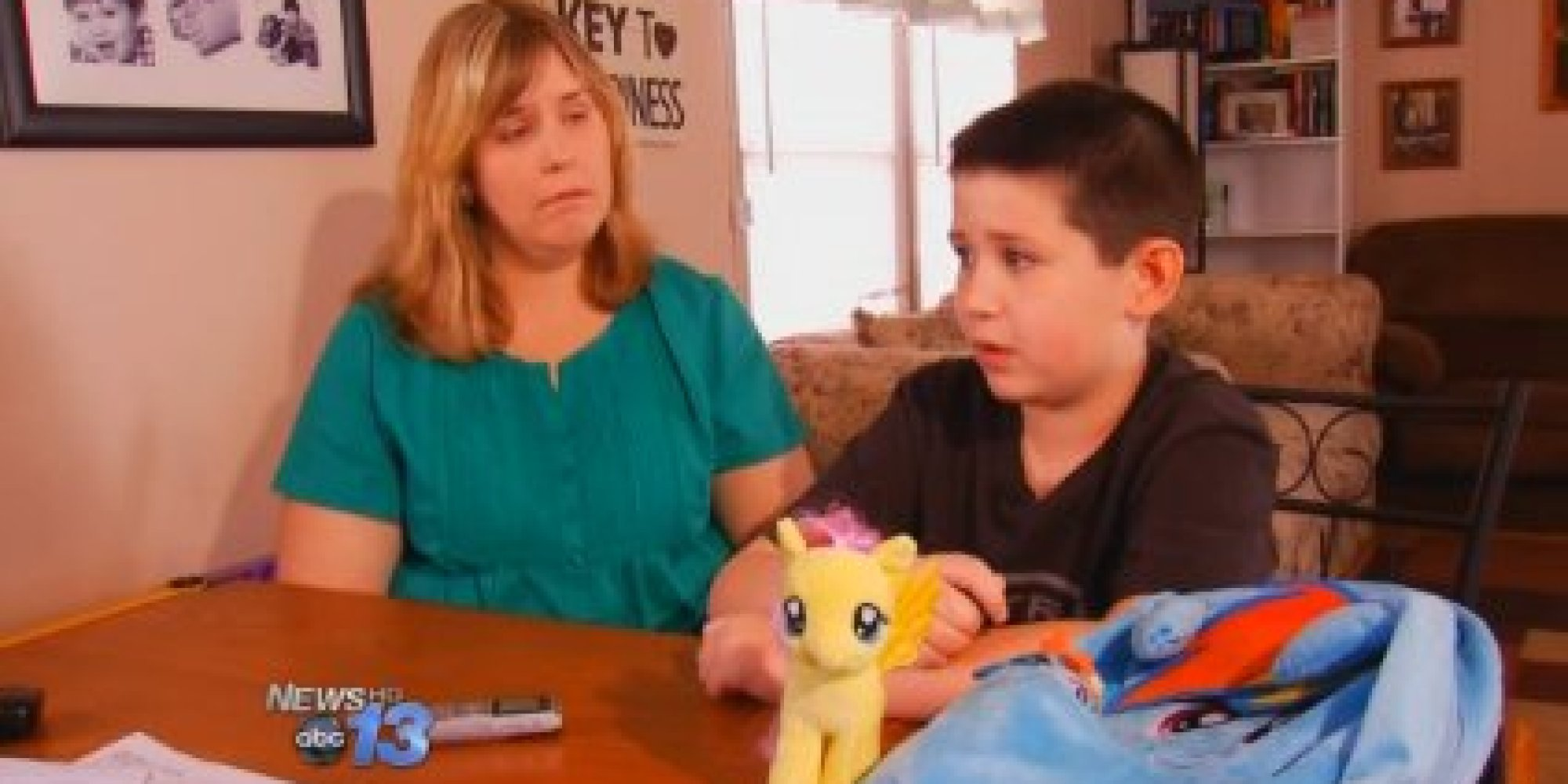 Bullying Has Nothing To Do With A My Little Pony Lunch