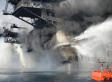 Deepwater Rig Explosion: Never-Before-Seen Footage Of The Fire From National Geographic (VIDEO)