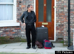 'Corrie' Spoiler! Kevin Webster Returns To The Cobbles (PICS)
