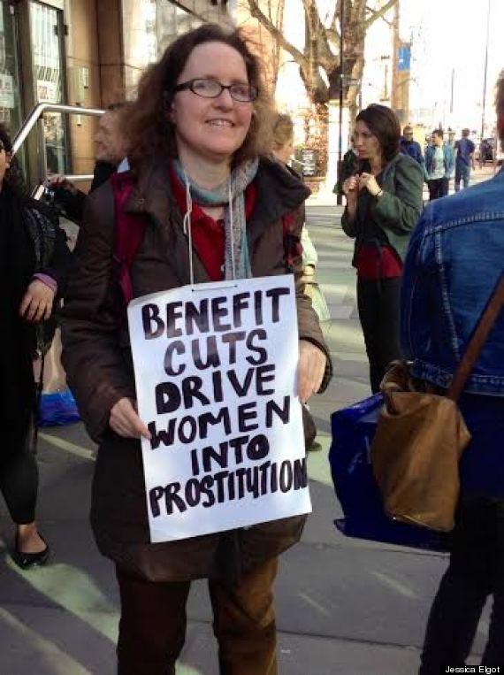 porn protest