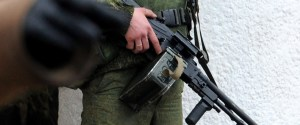 Crimea Gunmen