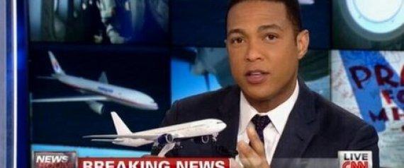 CNN TOY PLANE