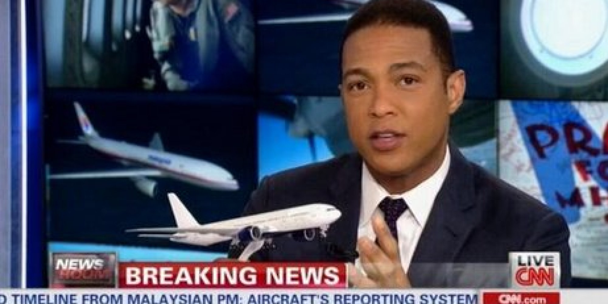 CNN Anonymously Defends Missing Flight 370 Coverage | HuffPost - photo#42