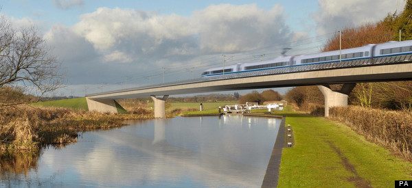 HS2's Northern Section 'Should Be Built Sooner'